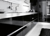magasfényű konyhabútor